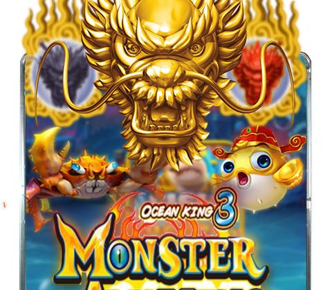 Game Fish Hunter Monster Awaken Joker123