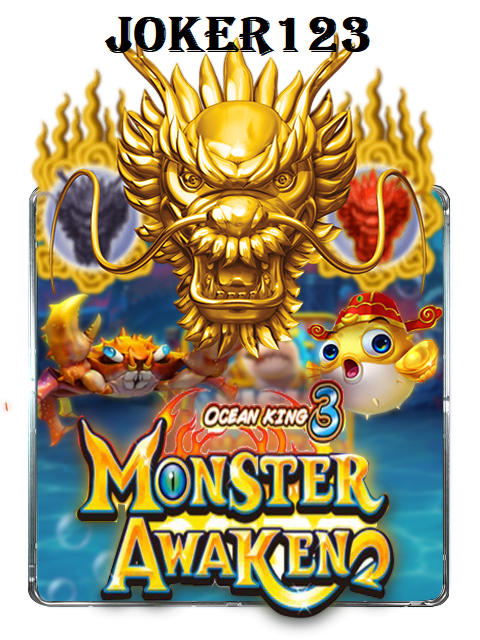 Game Fish Hunter Monster Awaken Joker123